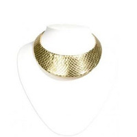 Ted Rossi Python Collar Necklace