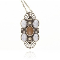 Samantha Wills Tapestry and Silence Pendant Necklace