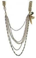 TRU Multi Swag large Boho Necklace