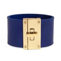 CC Skye Gold Resort Cuff in Blue