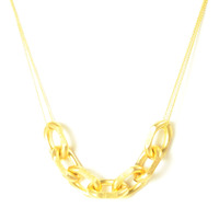 David Aubrey Gold Chain Necklace
