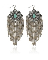 Samantha Wills Cleansing Sins Earrings in Turquoise