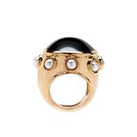 Lucas Jack U.F.O. Ring in Black