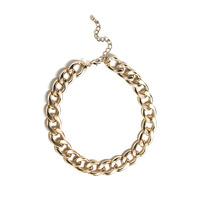 Urban Gem Chunky Curb Chain Necklace