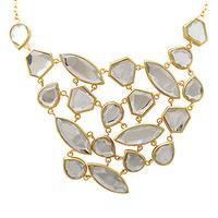 Isharya Shattered Mirror Necklace