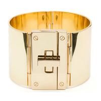 CC Skye Solid Gold Resort Cuff