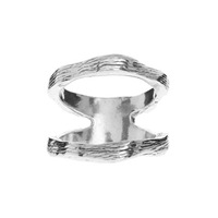 Gorjana Kensington Ring in Silver