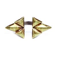 Bing Bang Double Trident Ring