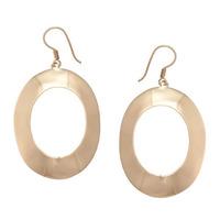 Charles Albert Alchemia Oval Earrings