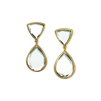 Isharya Mirror Gems Libra Earrings