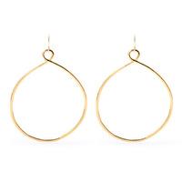 Gorjana Avery Earrings in Gold