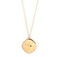 Gorjana Love Knot Long Necklace