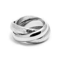 Gorjana Infinity Ring in Silver