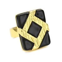 Trina Turk Lattice Ring