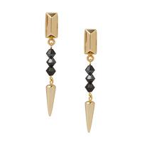 Edge of Ember Aura Earrings