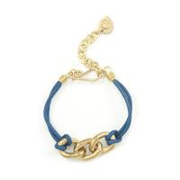 Made Ithiururi Ithatu Friendship Bracelet in Blue