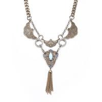 Angel Court Charlie Eweill Necklace in Blue