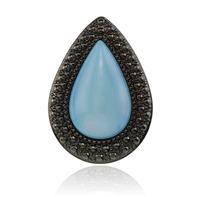 Samantha Wills Bohemian Bardot Ring in Pearl Blue