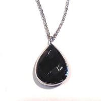 Lucas Jack Glacier Drop Necklace