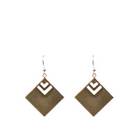 Angel Court Cipher Earrings