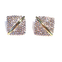 Urban Gem Grace Kelly Earrings