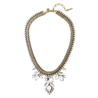 Loren Hope Carina Necklace in Crystal