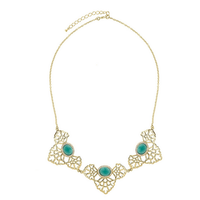 Matterial Fix Floral Statement Necklace (India Collection)
