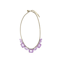Loren Hope Blythe Necklace in Lilac