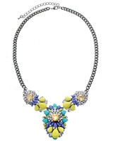 Urban Gem Caroline Necklace in Summer
