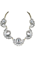 ILY Couture Eve Crystal Necklace
