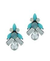Urban Gem Lulu Earrings in Mint