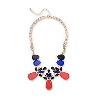 Urban Gem Royal Bliss Crystal Necklace