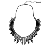 8 Other Reasons Expired Necklace in Gunmetal