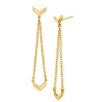 Gorjana Axel Drop Earrings