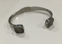 Robyn Rhodes Daria Bracelet in Antique Silver