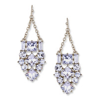 Perry Street Daisy Crystal Earrings