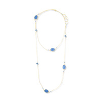Charlene K Charm Necklace in Turquoise