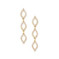 Gorjana Roya Shimmer Drop Earrings
