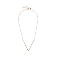 Gorjana Greer V-neck Necklace