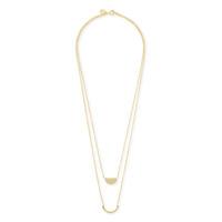 Gorjana Luna Layer Necklace