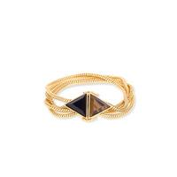 Trina Turk Double Triangle Flex Bracelet