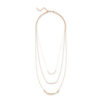 Jules Smith Multi Chain Layered Necklace
