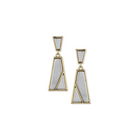 House of Harlow 1960 Trapezio Drop Earrings