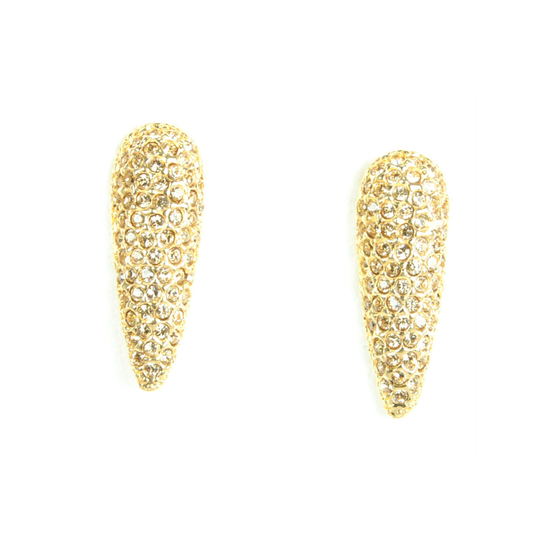 Viento Stilla Earrings in Gold