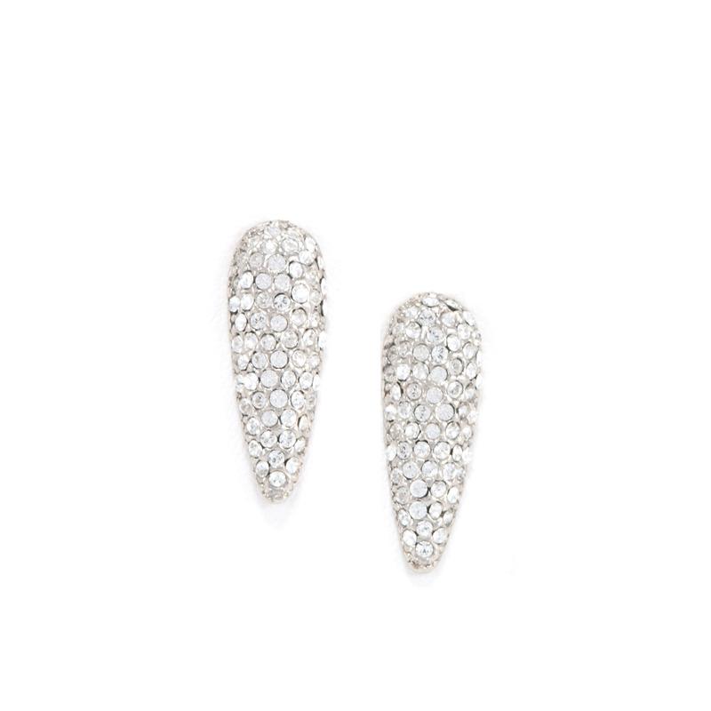 Viento Stilla Earrings in Silver