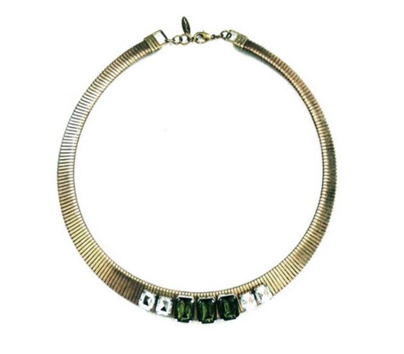 Jewelry by Beth Lauren Kimberlite Collar Necklace