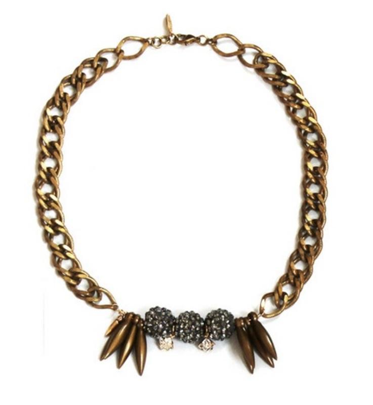 Jewelry by Beth Lauren Sphynx Choker