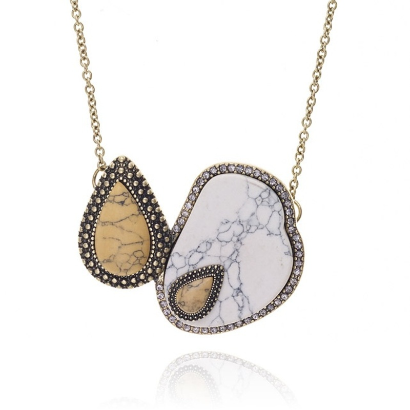 Samantha Wills The Moon and Stars Short Necklace
