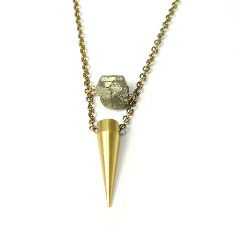 Salty Fox Jewelry Estella Necklace