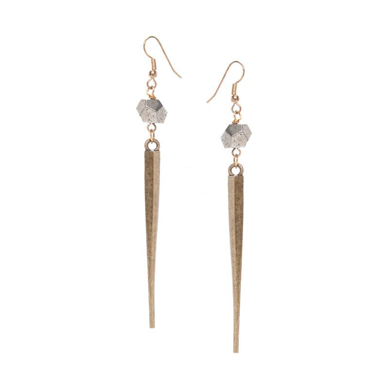 Salty Fox Jewelry Iza Earrings